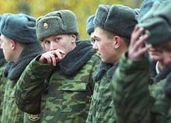 Российская армия несет огромные небоевые потери