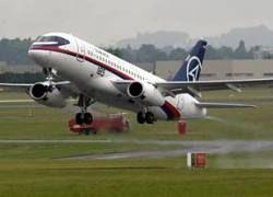 Мировые эксперты прохладно приняли Sukhoi Superjet-100