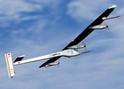 SolarImpulse - самолет на солнечных батареях