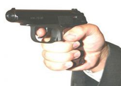 Капитан милиции застрелил сослуживца