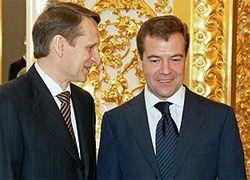Администрация президента исправит ошибки Медведева
