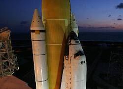 NASA вновь отложило запуск шаттла Endeavour