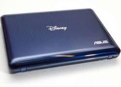 Disney выпустит детский нетбук