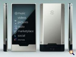 Microsoft Zune HD: подробности о платформе