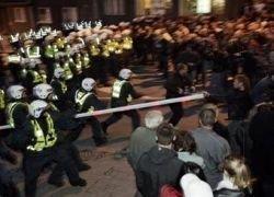 Эстония разрешила подавлять акции протеста войсками