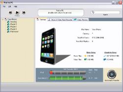 Pod to PC – копирование медиатеки с айфона на компьютер
