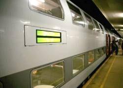 В России появятся двухэтажные поезда