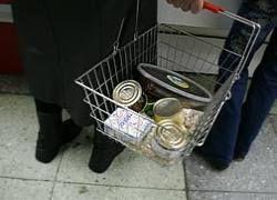 В России быстрей всего растут цены на продукты и бензин