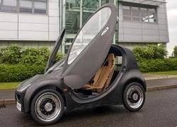 Британцы создали первый массовый водородный автомобиль