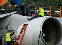 Расследования авиакатастроф в России засекретили