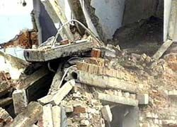 Завершена спасательная операция в обрушенном доме