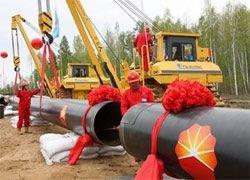 Россия срывает срок подачи газа в Китай