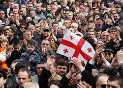 Грузинская оппозиция просит защиты у США