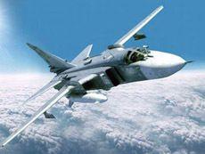 Су-24 потерпел крушение в Мурманской области