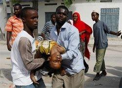 Жертвами обстрела мечети в Сомали стали 13 человек