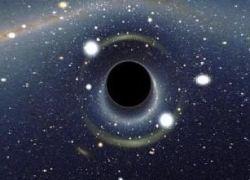 """Ученые создали \""""звуковую\"""" черную дыру"""