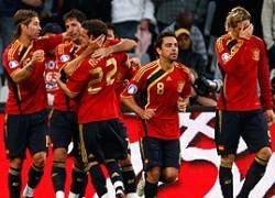 Сборная Испании по футболу установила мировой рекорд