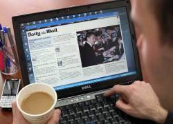 Мировые СМИ спасаются от кризиса в интернете