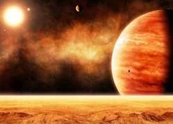 На Марсе найдены следы древнего озера