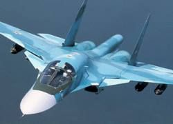 Су-24 упал из-за ошибки пилотирования