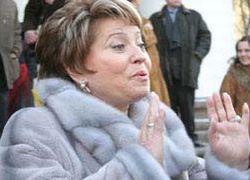 Олигархи не отпускают Валентину Матвиенко