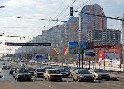 С Ленинского проспекта в Москве уберут светофоры