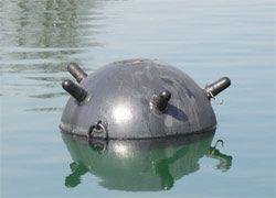В Черном море обнаружены морские мины
