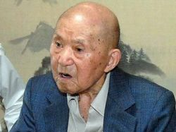Скончался самый старый мужчина на Земле