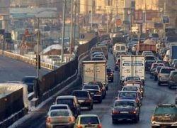 Дорожный бюджет Москвы сократили в два раза