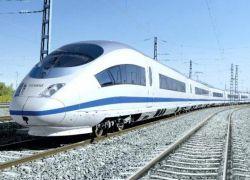 В Великобритании запустили высокоскоростной поезд