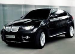 Ford сделает аналог купе BMW X6