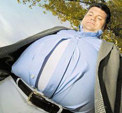Ожирение может стать чумой XXI века