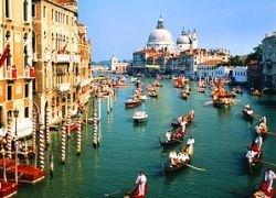 Чем привлекает туристов Венеция