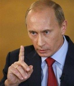 """Владимир Путин объяснил причины \""""молочной войны\"""""""