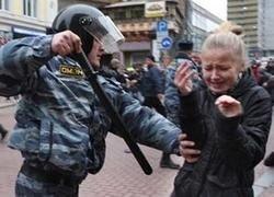 К милиции нет даже ненависти, дальше - бунт