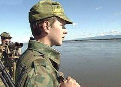 В России не хватает пограничников