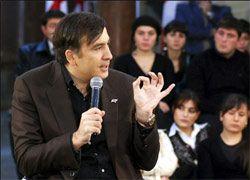 Саакашвили позвал оппозиционеров обратно в парламент