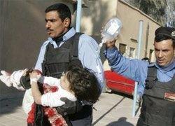 В результате теракта в Ираке погибли 20 человек