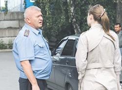 """Милиционеры расправились с журналистами \""""Известий\"""""""