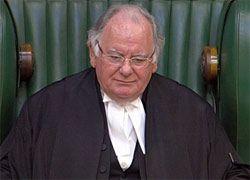 Спикер британского парламента уходит в отставку