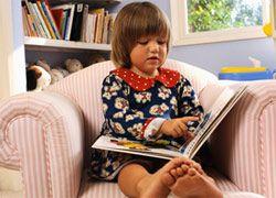Как увлечь ребенка чтением?