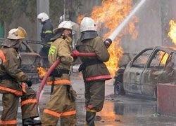 Пожар на газопроводе в Нижнем Новгороде: пятеро ранены