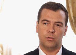 Медведев озадачен реакцией Беларуси на молочный кризис