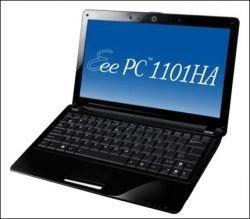 Нетбук ASUS Eee PC 1101HA представлен официально