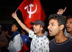 Маосисты вступили в столкновения с полицией Непала