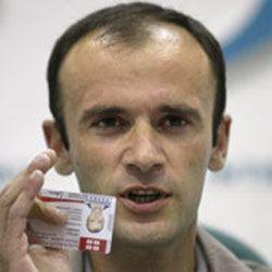 Допрос грузинского лейтенанта-перебежчика обнародуют