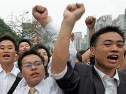 Китайские крестьяне создали отряд смертников