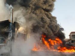 В результате теракта в Ираке погибли 73 человека