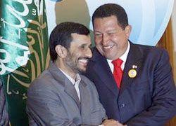 Чавес призвал мир уважать победу Ахмадинежада