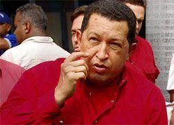Чавес собирается отменить патенты на лекарства